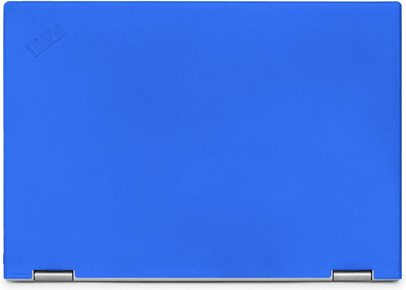 "mCover Hard Shell Case for 13.3"" Lenovo ThinkPad X380 Yoga Laptop (Blue)"