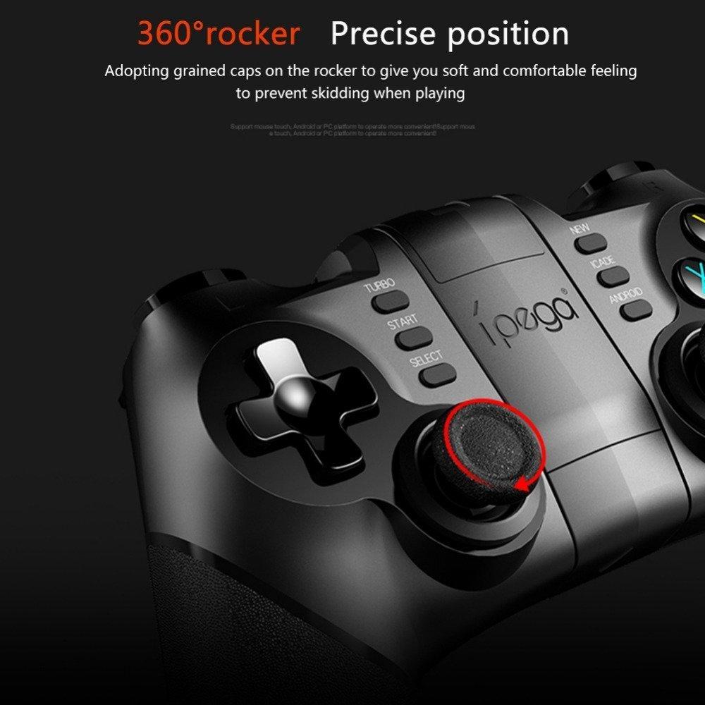 iPEGA PG-9076 Controlador inalámbrico de juegos Gamepad Joystick para Android Tablet PC / Android / Win XP / 7/8/10 / PS3: Amazon.es: Videojuegos