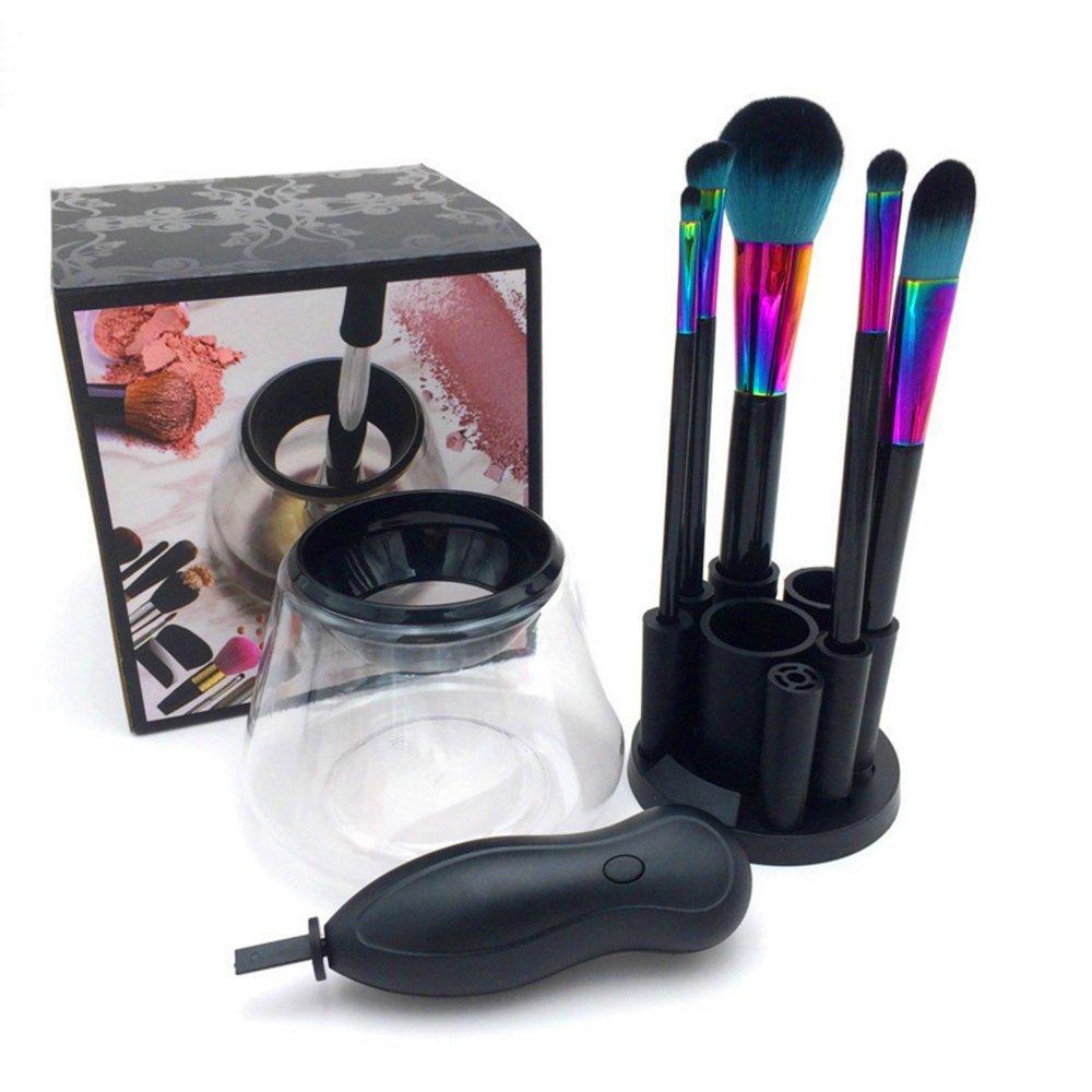Maquillage Brosse Nettoyant Automatique Électrique Brosses De Maquillage En profondeur Et Maquillage En Sec