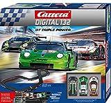 Carrera 30007 Digital 132 GT Triple Power Slot Car