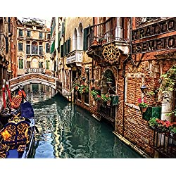 Springbok Puzzles - Sempione, Italy - 1000 Piece Jigsaw Puzzle - Large 24 Inches by 30 Inches Puzzle - Made in USA - Unique Cut Interlocking Pieces