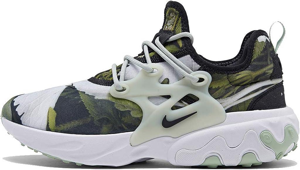 amazon com men s nike react presto premium running shoes road running nike react presto premium mens fashion running shoes cn7664 300