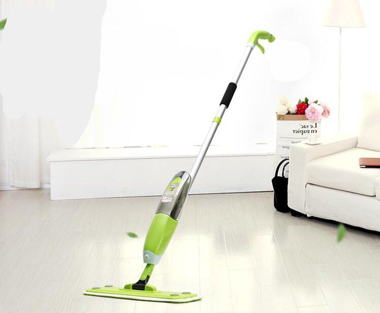 Spray - Mopa para la limpieza de starkem Suciedad De Larga Vida Útil y Diseño ecológico Mopa con vaporizador integrado garantía de por vida: Amazon.es: ...
