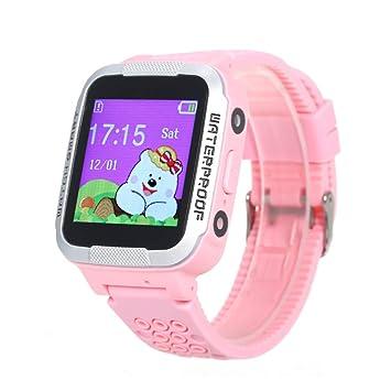 Docooler Smartwatch para niños con Ranura para Tarjeta SIM. Reloj ...