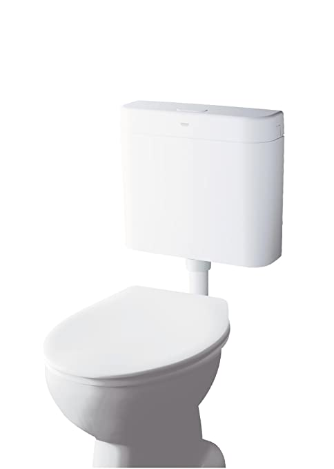 10 opinioni per Grohe, Cassetta di risciacquo per WC, capacità: 6-9 litri, con funzione
