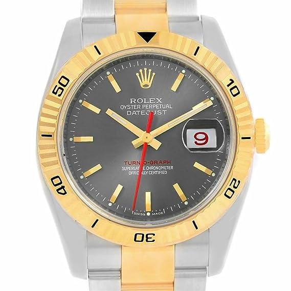 Rolex automatic-self-wind Mens Reloj (Certificado) de segunda mano: Rolex: Amazon.es: Relojes