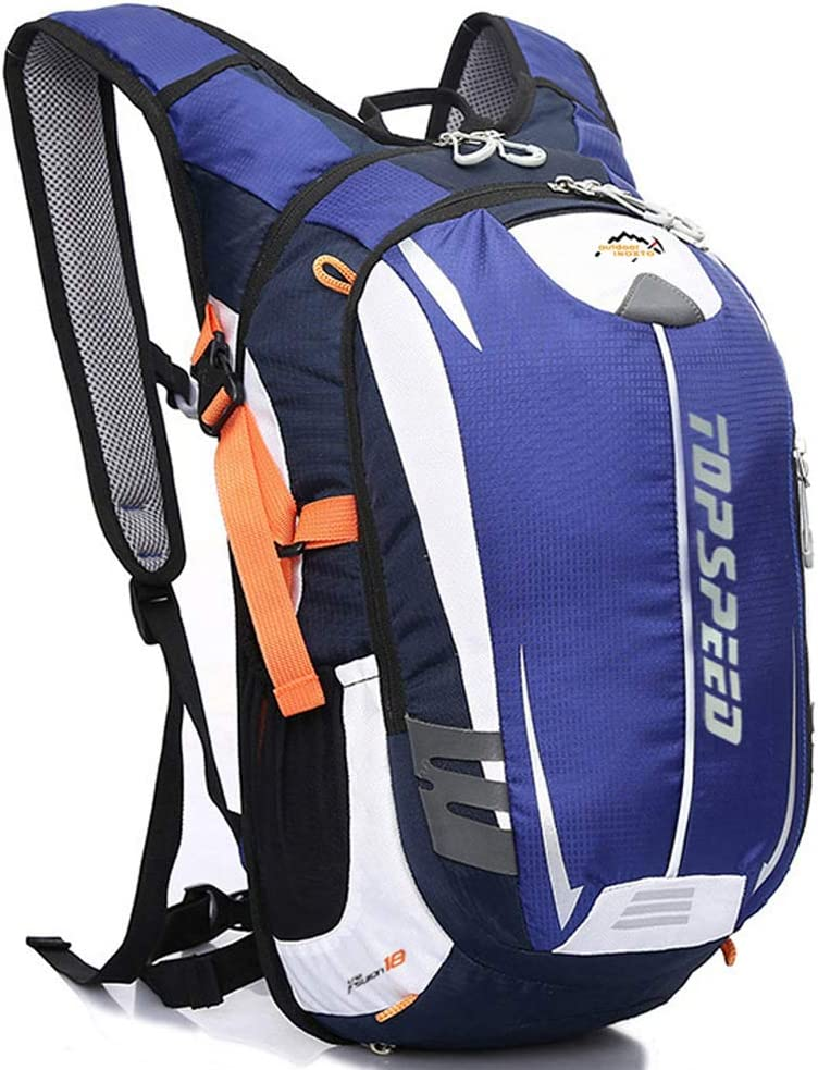 GYF 18L Men and momen Outdoor Riding Cross-Country Running Cycling Backpack for Men