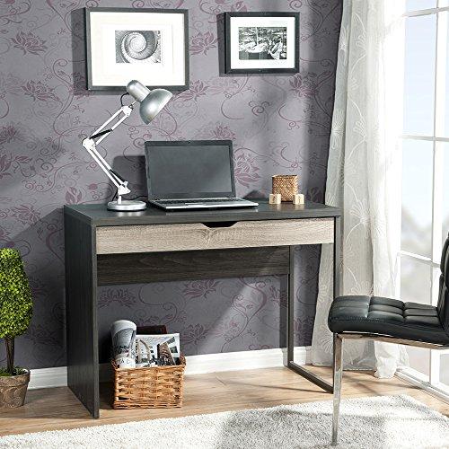 HOMESTAR 1-Drawer Laptop Desk, 39