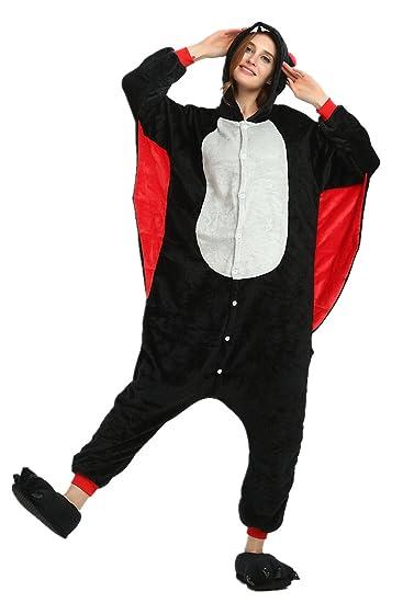 Pijamas de Unicornio de Franela mono para Halloween, Carnaval.