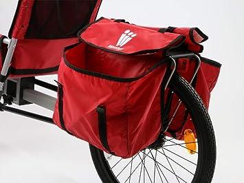 Weehoo accesorio de y – Alforjas para bicicleta: Amazon.es: Deportes y aire libre