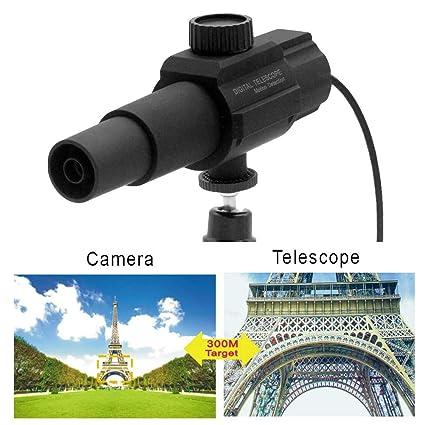 Amazon com : Shentesel Telescope Smart Digital USB 2MP