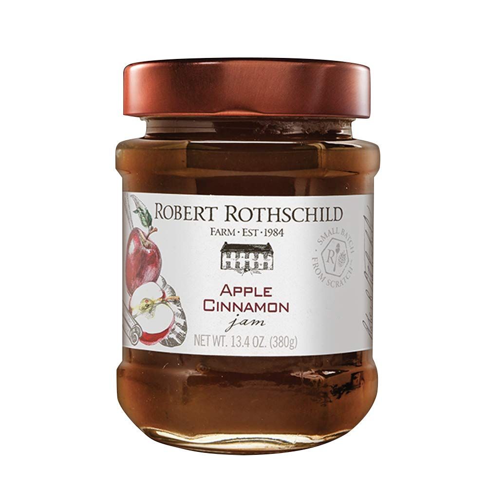 Robert Rothschild Farm Apple Cinnamon Jam (13.4 oz)