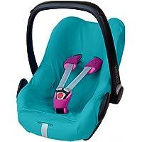 ByBoom® - Funda de verano/funda hecha de 100% algodón, funda universal para portabebés (Moisés), asiento de coche, por…