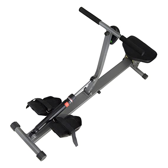 Amazon.com: Leopold I J Fitness - Máquina de remo manual ...