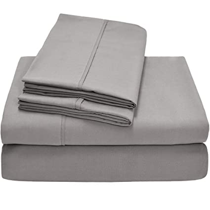 Amazon.com: Twin XL Sheet Set, Twin Extra Long, 3 Piece Ultra Soft