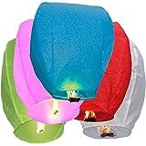 Creatov Toys Chinese Flying Sky Lanterns, Premium Quality