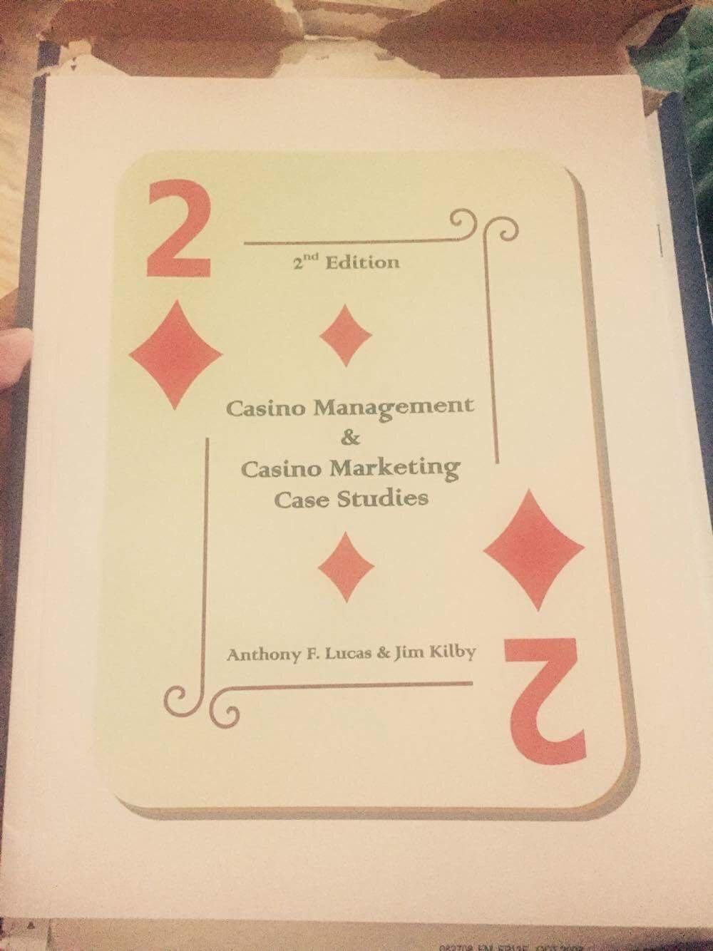 Download Casino Management & Casino Marketing Case Studies 2nd Edition PDF