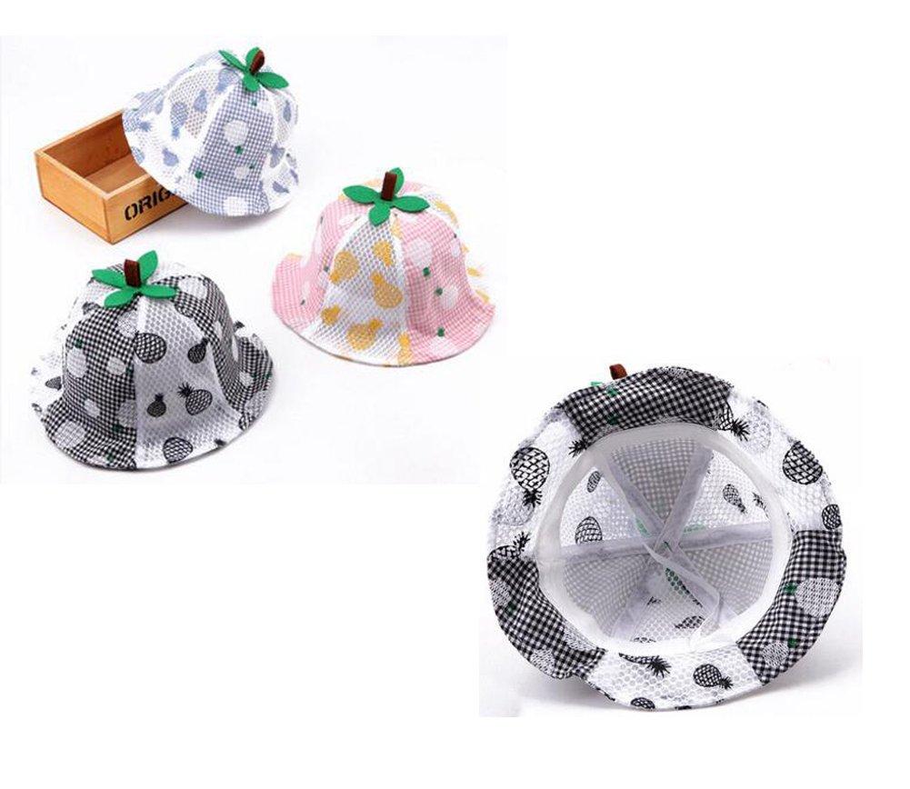 Sombreros respirable de bebé Sombrero de niños - pequeños #02 Gorros ...