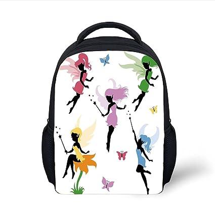 Amazon.com  iPrint Kids School Backpack Fantasy 999796d92c00c