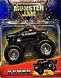 2005 Hot Wheels 1:64 Scale Monster Jam Monster Truck - #44 Rambo