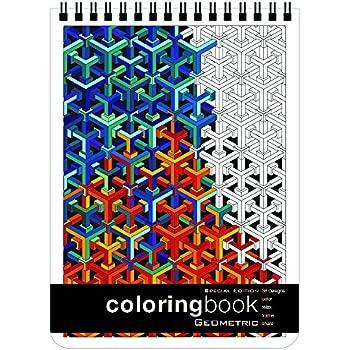 Amazon Com Dover Publications Deco Tech Geometric