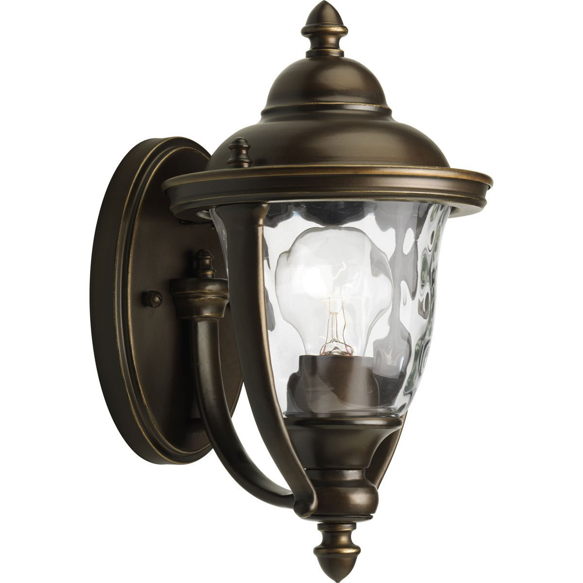 ornate lighting. Ornate Lighting. Lighting Progress Prestwick Collection Wallmount 1light Outdoor Oil Rubbed Bronze Lantern Amazoncom