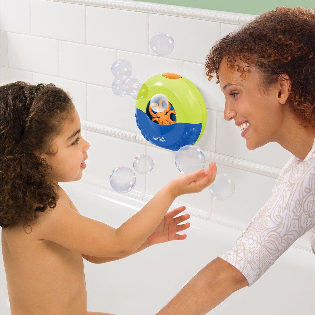 Amazon.com : Summer Infant Tub Time Bubble Maker : Bath Time ...