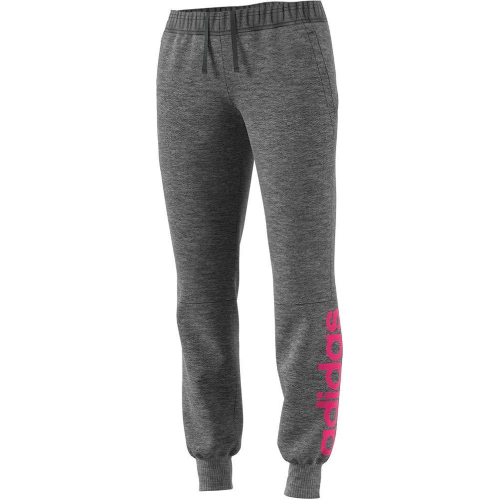 adidas ESS Lin FL PT Pantalones, Mujer, Brezo Gris Oscuro, S product image