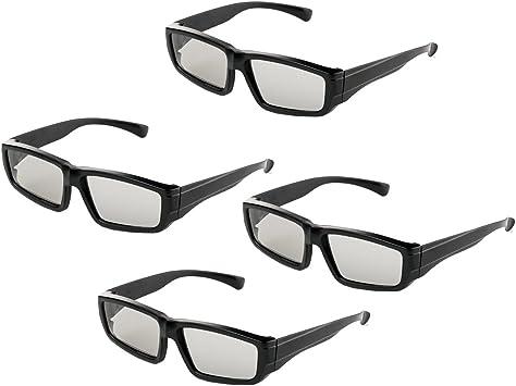 Gafas 3D pasivas Lentes polarizadas circulares para la familia ...