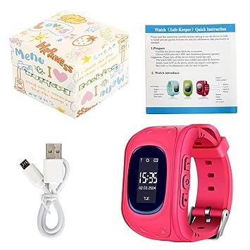 XUEYAN521 Rastreador de Actividad New GPS Smart Watch Kid ...