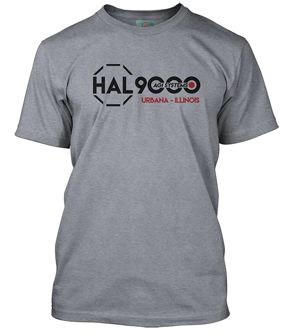 Herren T-Shirt 2001 A Space Odyssey Inspired HAL9000