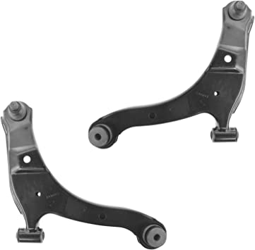 Front Upper Control Arm w// Ball Joint Pair Set for Mustang