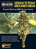 Bolt Action - German Veteran Grenadier Squad - Late WWII Infantry - Warlord