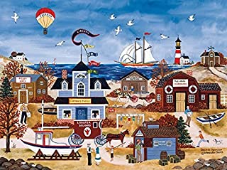 product image for Seaside Splendor Puzzle by Jane Wooster Scott - 300 Pieces