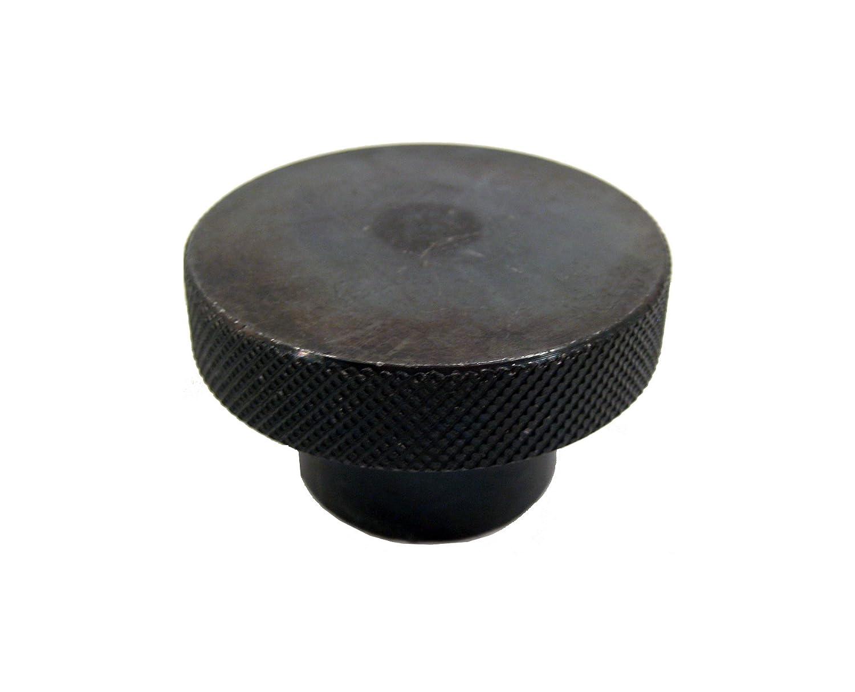 JW Winco Steel Tapped Knob Threaded Hole Knurled 5//8-11 Thread Size x 3//4 Thread Depth 2-1//2 Head Diameter Pack of 1