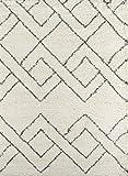 Momeni Rugs Maya Collection, Ultra Thick Pile Shag