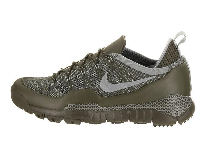 00e6ec04f030 Amazon.com  Nike Men s Lupinek Flyknit Low Casual Shoe  Shoes