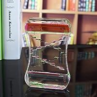 Laurelmartina Aceite líquido Gota Agua Dinámica Fuga Reloj
