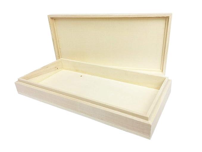 Caja de Madera para hacer turrones caseros y tabletas de chocolate