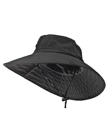 ce522b62c2c Sun Protection Zone Unisex Lightweight Adjustable Outdoor Booney Hat (100  SPF