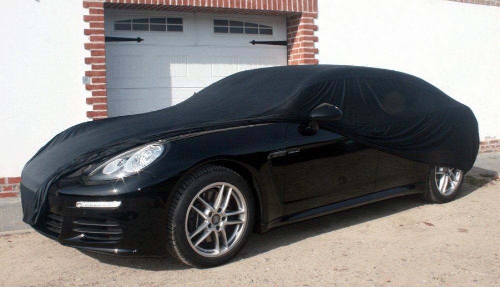 Amazon.es: Autoabdeckung - Funda blanda para Porsche Panamera S 4S Turbo GTS