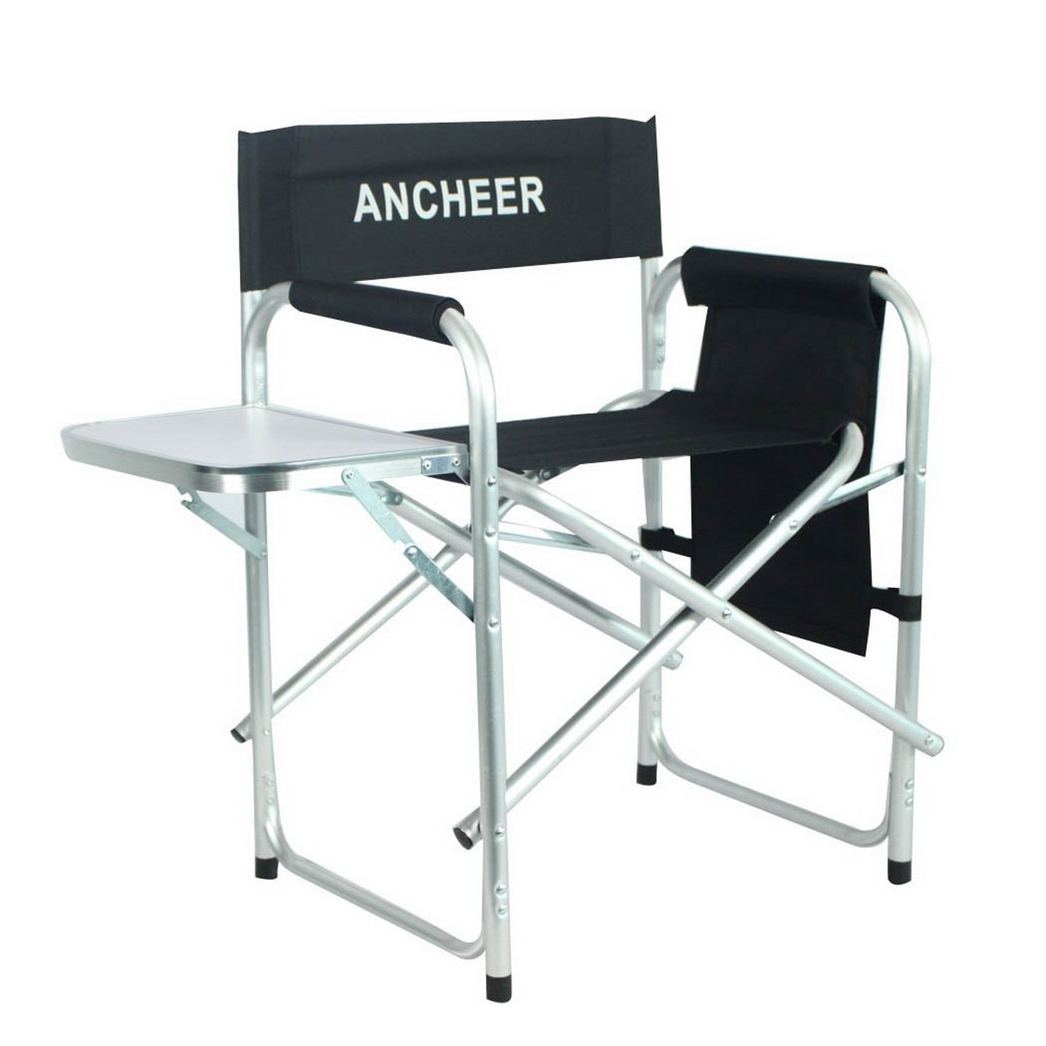 Amazon Ancheer Portable Full Back Folding Directors Chair