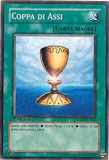Yu-Gi-Oh! - LODT-IT050 - Coppa Di Assi - Luce della Distruzione - Ed. Speciale - 1st Edition - Comune Konami
