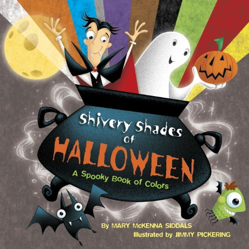 Shivery Shades of Halloween -