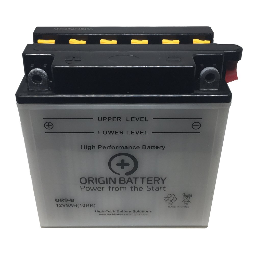 Vespa LX150 Battery, Also Fits LX50 Scooter by Origin Battery