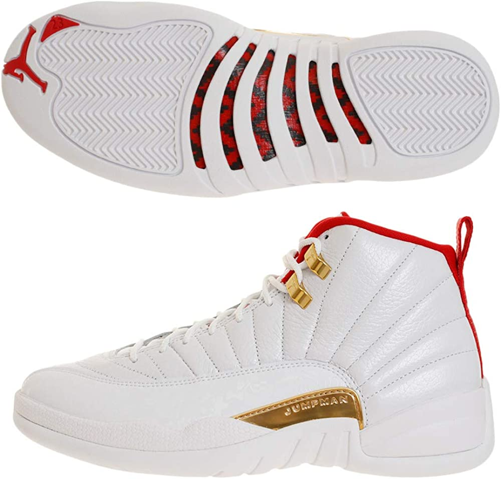 air jordan 12 retro white