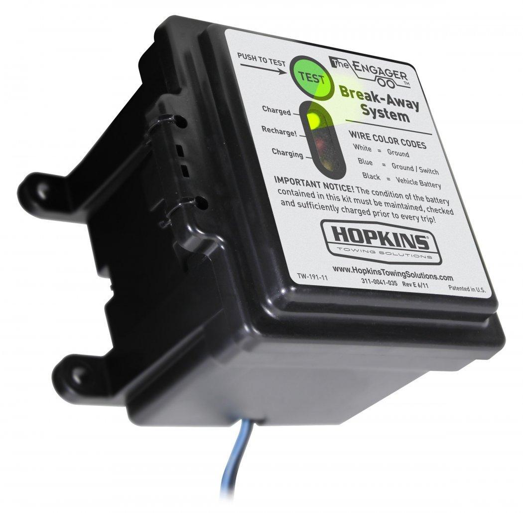 Breakaway Kit Wiring Diagram Six Wire Trailer Harness Jeep ...
