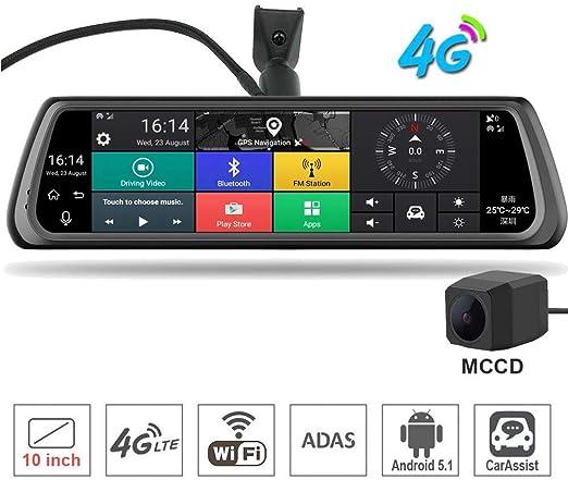 CC-driving recorder Cámara 4G Dvr para Coche 10