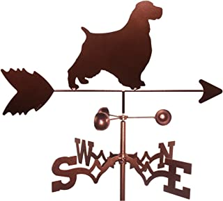 product image for MONTGOMERY INDUSTRIES English Springer Spaniel (Garden Mount) Weathervane