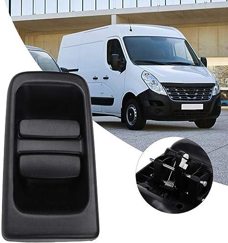 KSTE Derecho del Exterior Puerta Exterior manija Fit for Renault Master II 7700352420 8200856290 4500454: Amazon.es: Coche y moto